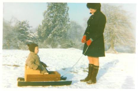 1973 Veverkas sledging at Calder