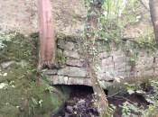 2014 Stone Bridge over Cocks Burn at Letterick, Blantyre. By PVeverka