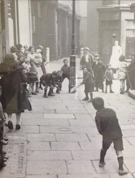 1920 School Lane Mystery