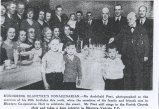 1950s Mr Peat 90th birthday