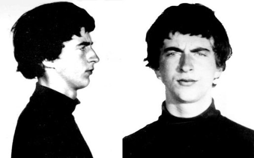 1964 Stuart Christie arrested