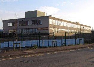 2008 Blantyre High Demolished