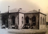 1890s Blantyre Works Schoolhouse & Chapel (PV collection)