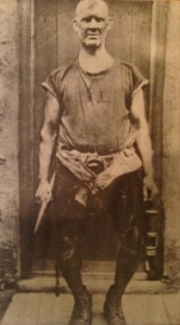 c1900 Miner at Village Works