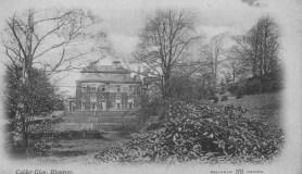 1904 Calderglen House, shared by Gordon Cook