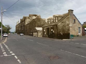1923 & 2014 Stonefield Merged picture by Robert Brownlie