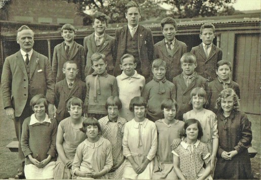 1929 High Blantyre Primary School shared by Robert Stewart