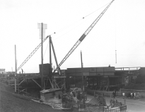 1931 Springwell Railway Bridge 1 gets renovated