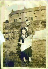 1940s Fin Me Oot. Baby Eddie. Shared by Alex of Spittal Terrace
