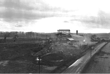 1950s Blantreferme Brickworks colliery 3 from J Cornfield