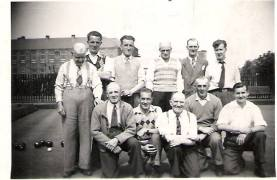 1958 Miners Welfare Bowling Club