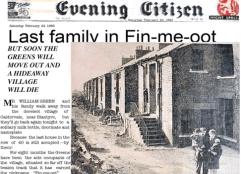 1962 Evening Citizen reports on Caldervale