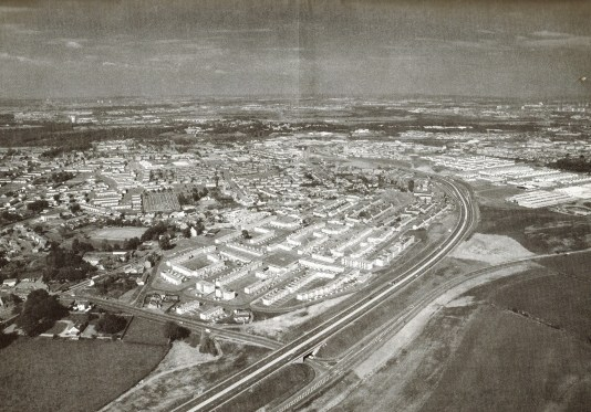1978 Expressway section opens in High Blantyre