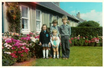 1979 Paul, Joanne, Ivan Veverka & Graham Ritchie