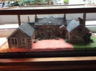 2012 Model of Croftfoot House