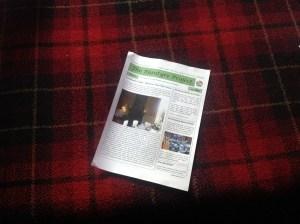 Blantyre Project November Newsletter on sale