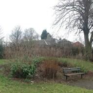 2015 January . Croftfoot from Kirkton Park (PV)