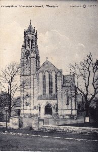 1904 Livingstone Memorial Church