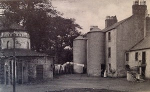 1903 Shuttle Row, Blantyre Works Village