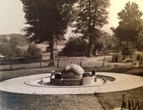 1935 World Fountain Construction of pavements (PV)