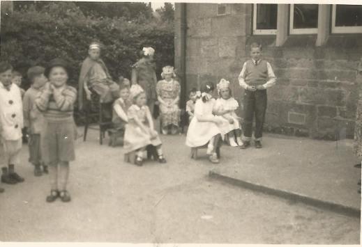 1950 Auchentibber School10