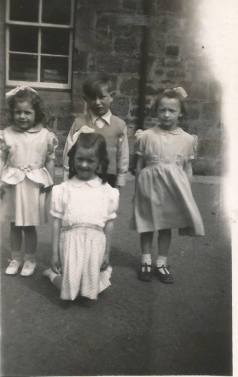 1950 Auchentibber School shared by Jim Cochrane