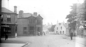 1915 Kirkton Cross, High Blantyre. Photo shared by A Bowie