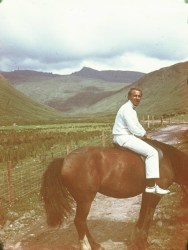 1969 Joe Veverka at Arran (PV)