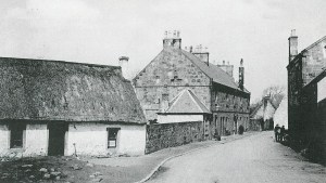 1916 Barnhill. Site of the little schoolroom