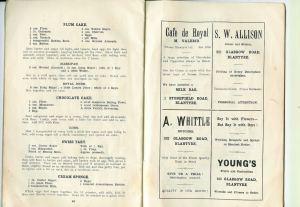 1937 Blantyre Cookery Book