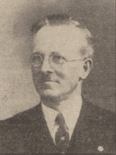 1938 Mr Peter Aitken
