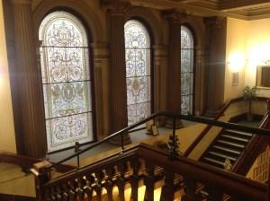 2014 Calderglen Staircase