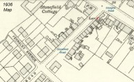 1936 Stonefield Road Public Toilet with red dot