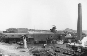 Bardykes Colliery around 1940