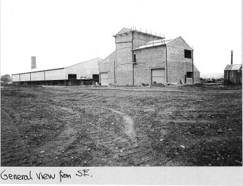 1955 Brickworks at Haughhead looking East