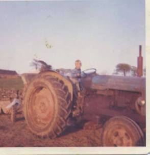 1967 John Marshall at Calderside