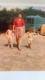 1974 Caserta family