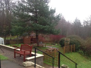 2014 Calderglen Nursing Home Gardens in Dec (PV)