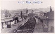 1930s High Blantyre Station