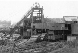 1936 Blantyre Colliery at Priory