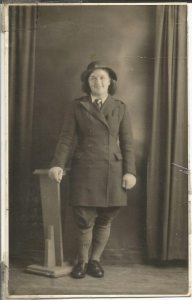 1940 Agnes Melville, shared by J Cochrane