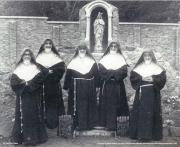 1956 Poor Clare nuns from Cork, Ireland