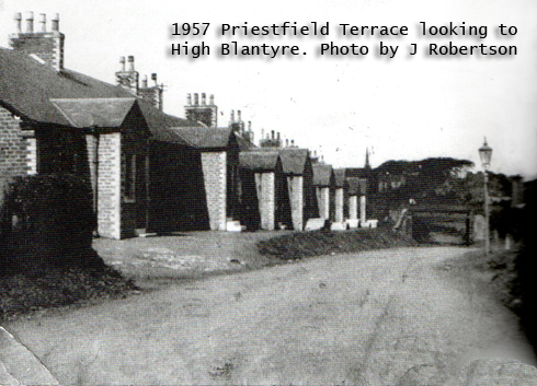 1957 Priestfield Terrace by J Robertson
