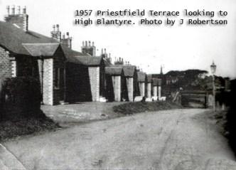 1957 Priestfield Terrace by J Robertson