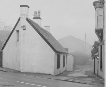 2014 Aggie Bains Cottage, Barnhill by Robert Stewart