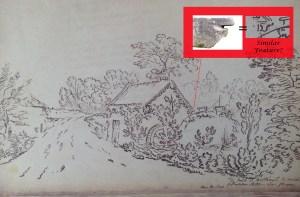 Stone on Milheugh mill looks very similar