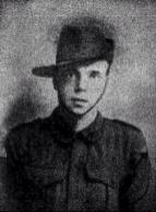 1918 Thomas Potter, of Auchentibber. Shared by Lisa Ashford Potter