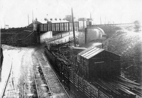1931 Whistleberry Bridge, Glasgow Road. Shared by G Cook