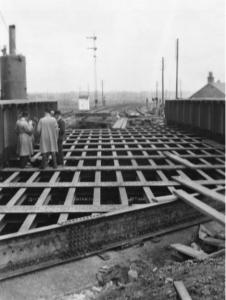 1931 Whistleberry Bridge renovated by Contractors William Arroll