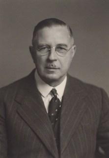 1943 Sir George Riddoch Campbell